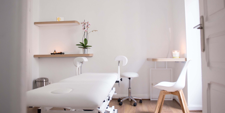 Consulta Ane Iriondo Fisioterapia
